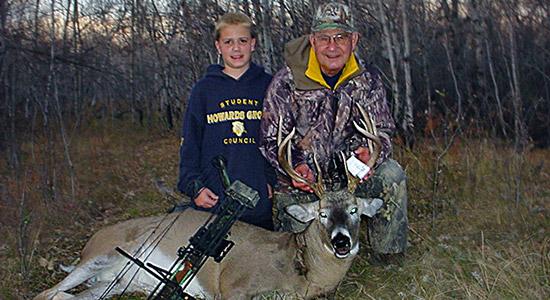 Dakota Whitetail — The Best Hunts in North Dakota